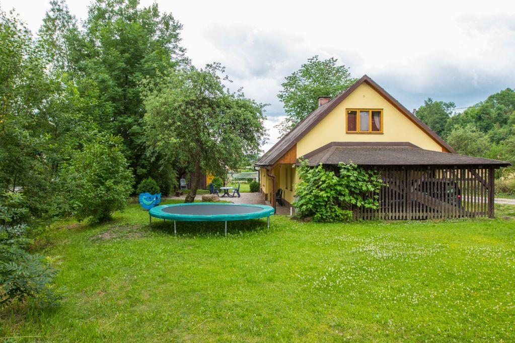Vakantiehuis Tsjechie