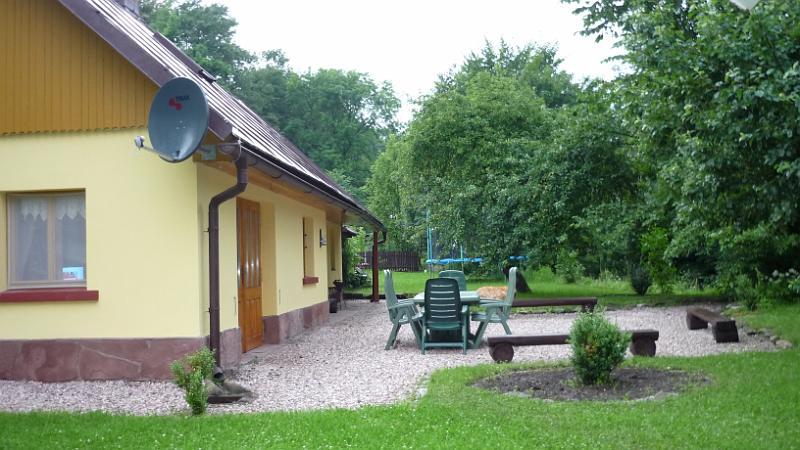 Vakantiehuis in Tsjechie