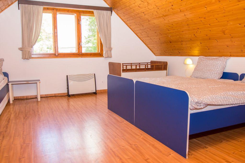 Slaapkamer in vakantiehuis